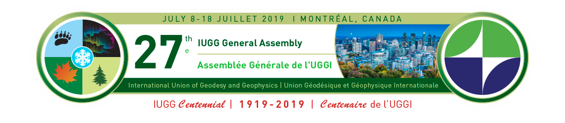 IUGG 2019 - Online Abstract Submission Portal